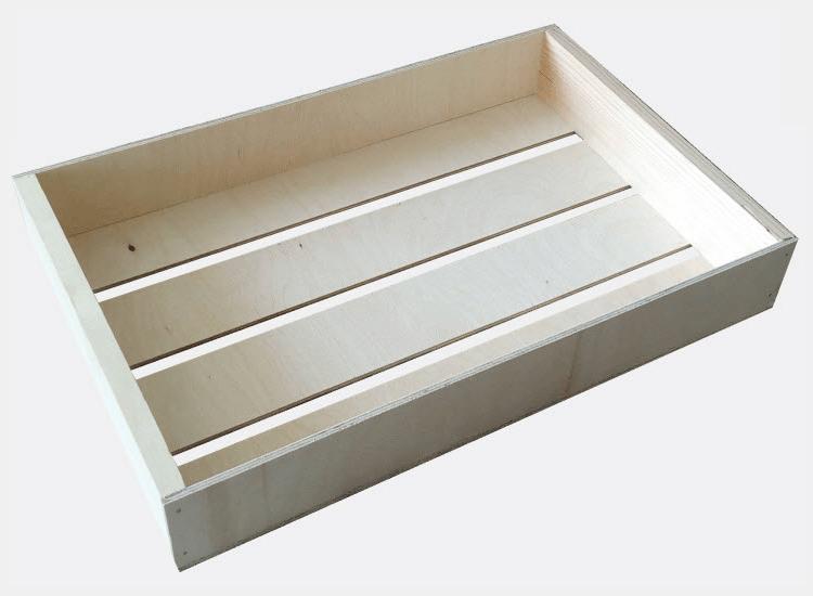 Malá bedýnka 35 x 23 x 5,4 cm (Iveta)