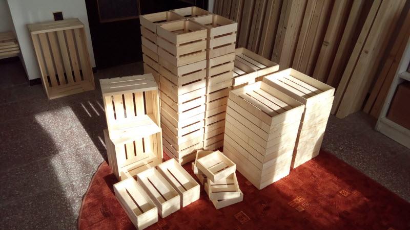 Bedýnky vyrobené na zakázku